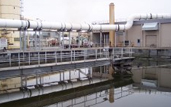 a wastewater treatment plant in Oregon