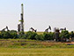 an unconventional shale gas well on the Fort Berthold Reservation