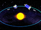 NASA's Kepler Space Telescope orbits the Sun