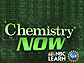 Chemistry Now header with NBC Learn and NSF logos