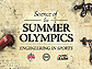 Science of the Summer Olympics logo