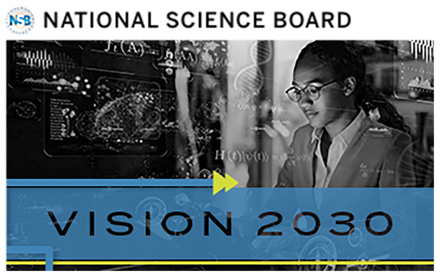 NSB Vision 2030 Cover