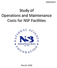 Study of Operations and Maintenance Costs for NSF Facilities